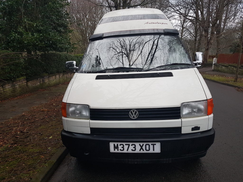 Vw T4 Lwb Autosleeper Topaz High Top Campervan 2 4d Aire Valley Campers