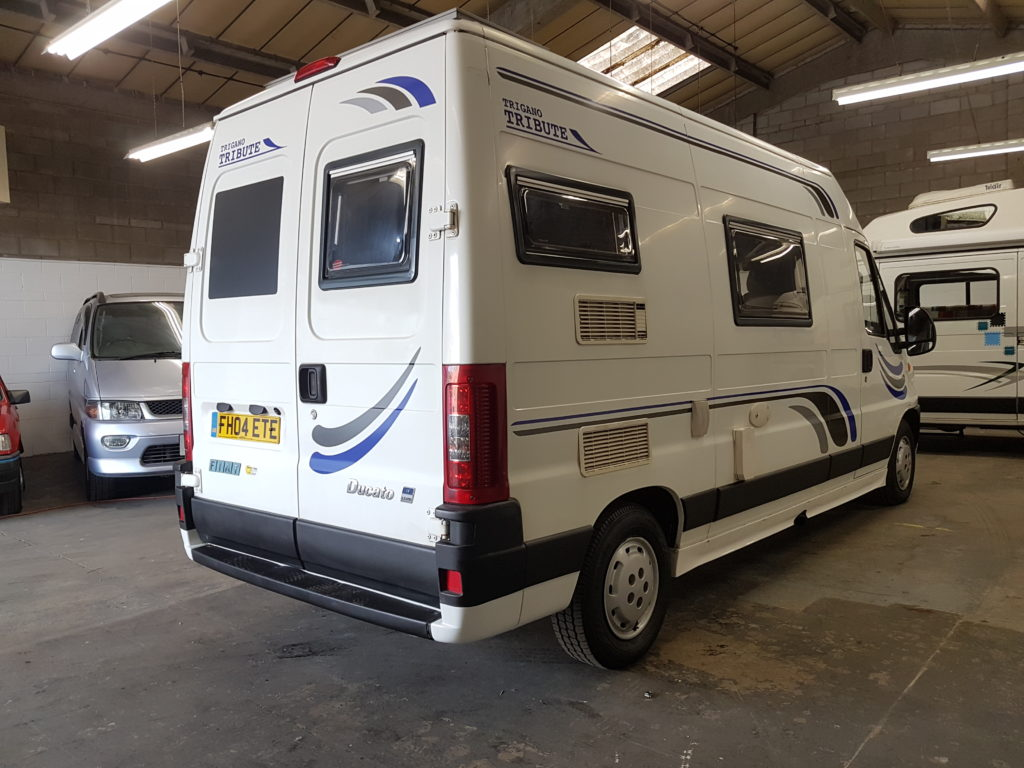 Valley Auto World >> Fiat Ducato Autotrail Trigano Motorhome Campervan 2300 Diesel – Aire Valley Campers